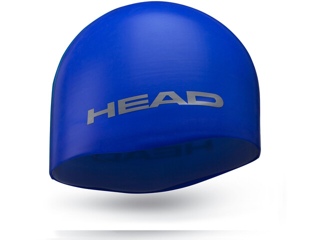 Head Silicone Moulded Casquette, royal